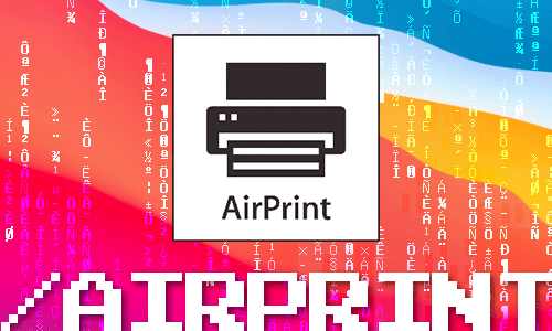 How to turn your Mac into an AirPrint server - for free