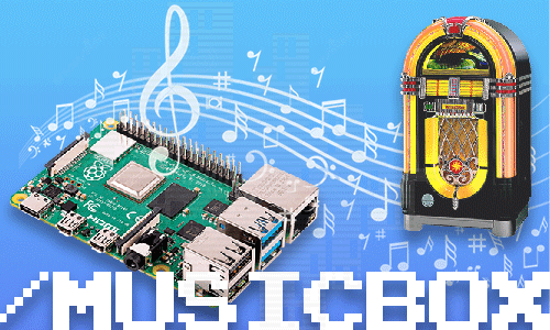 How to turn your Raspberry Pi into a Jukebox